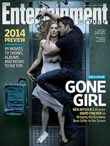 Gone Girl - image courtesy of Entertainment Weekly