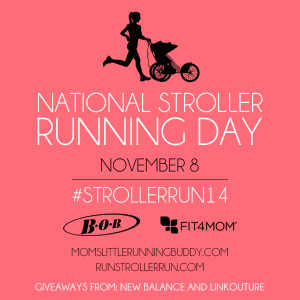 national stroller running day