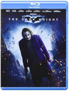 The Dark Knight blu-ray - tv movies with clowns
