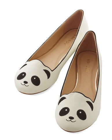 modcloth_strokeofgenus_flats_panda modcloth holiday gift guide my picks