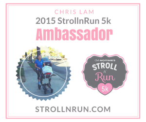 Club MomMe Stroll N Run 5K – Giveaway