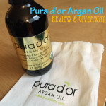 Pura d'or Argan Oil Review and Giveaway