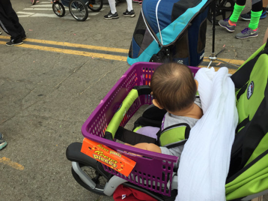 awesome80srun5k_chiccotrestroller_cart