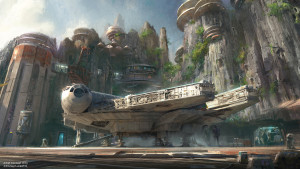 Star-Wars-Land-Concept-Art-Millenium-Falcon