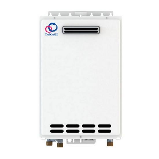 Amazon_TanklessWaterHeater_Takagi T-KJr2-OS-NG Outdoor Tankless Water Heater, Natural Gas