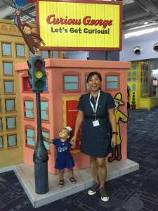 Meet Curious George at Discovery Cube LA!