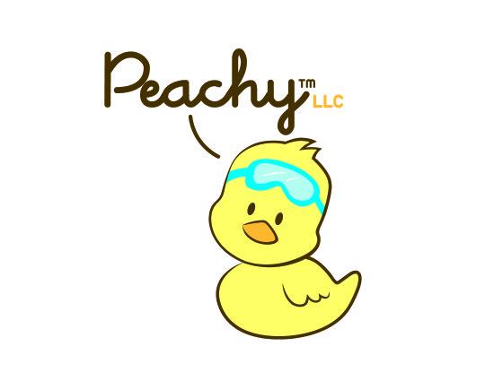peachy_aqueduck_logo