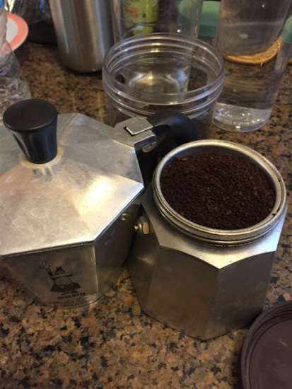 blogger fail vietnamese iced coffee cookies_bialetti