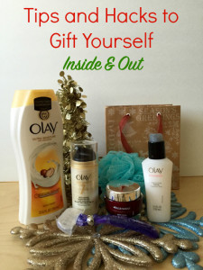 Tips and Hacks to Gift Yourself Inside and Out with P&G