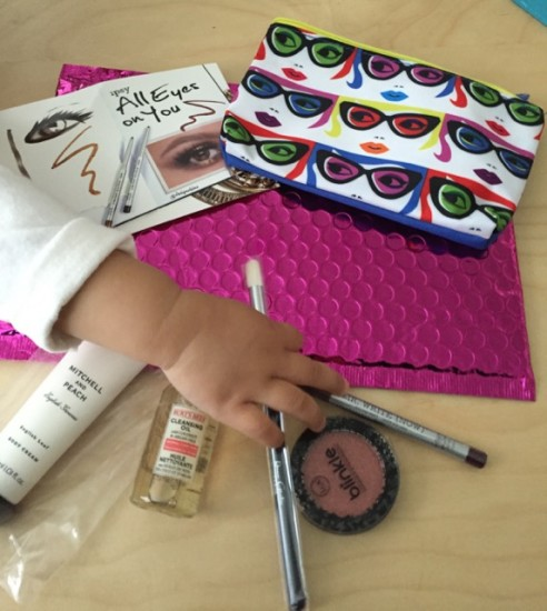 my ipsy glam bag review - 2