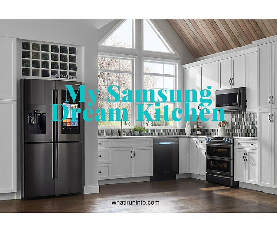 My Samsung Dream Kitchen Debuts at Best Buy Suite at Mom 2.0