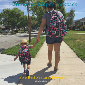 Haruhonpo Diaper Backpack – Five Best Features