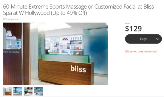groupon-self-care-w-hollywood