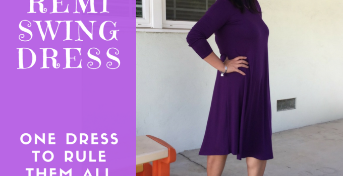Cents of Style – One Swing Dress to Rule Them All