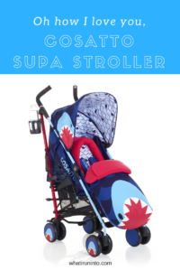 Cosatto Supa Stroller Review – Rolling in Style