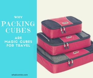Packing Cubes are Magic Cubes for Travel
