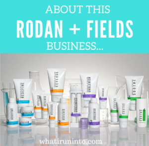 Why I Joined Rodan + Fields