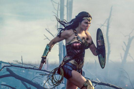 Wonder woman facebook photo