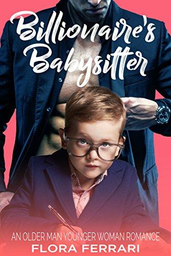 billionaires babysitter romance book cover