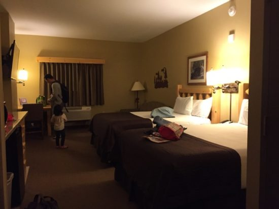 Our cushy room - Great Wolf Lodge