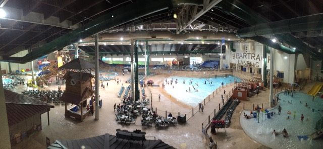 Pano - Great Wolf Lodge