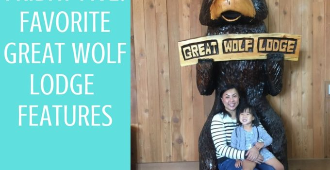 Friday Five: Great Wolf Lodge Features