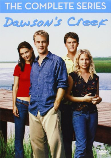 dawsons creek dvd season 1