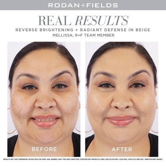 Reverse Brightening+ Radiant Defense-Beige
