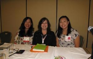 BlogHer 2012 - 10 Things Panel - Speakers Tamaki, DePalma, Lam