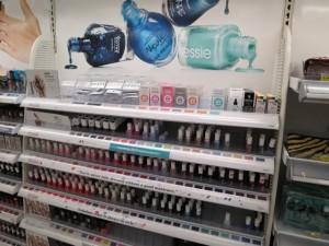 Nail polish display - Target Carson