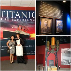 Titanic The Experience - Buena Park