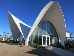 La Concha - New home of the Neon Museum
