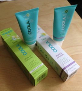 Coola Organic Sunscreens - the best!!