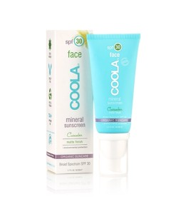 COOLA - Cucumber Matte Finish SPF 30 for Face