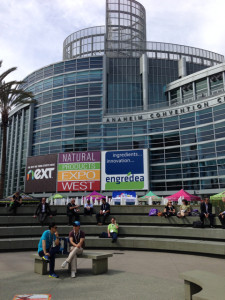 #ExpoWest - Anaheim Convention Center - the calm before the storm