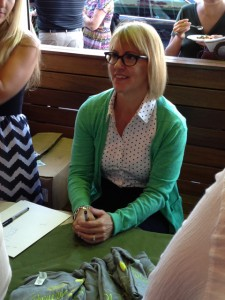 Sharon Palmer RD - book launch